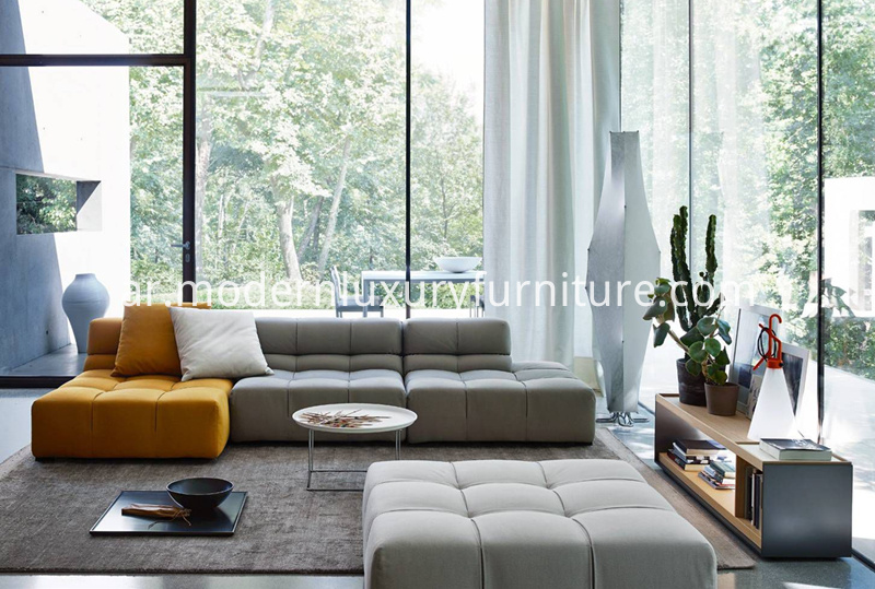 B&B Italia Modular Tufty Time Sofa