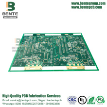 Carte PCB multicouche de FR4 Tg150 6 couches carte ENIG 3u ""