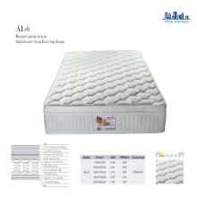 Royal Comfortable Gel Memory Foam Pocket Spring Bed Matelas