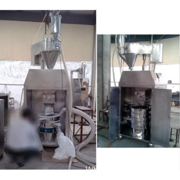 Zinc sulfate/inorganic powder granulating machine/hydraulic compaction