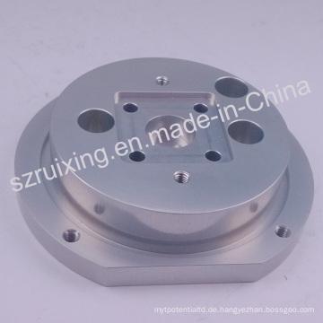 CNC bearbeitete Verarbeitung von Aluminium mit anodisierender Oberflächenbehandlung