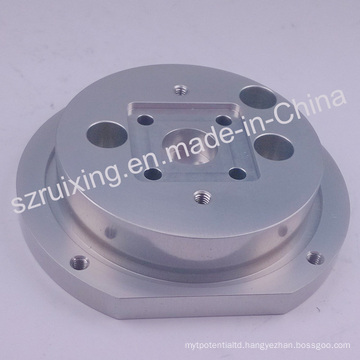 CNC Machining Processing for Aluminum with Anodizing Surface Treatment