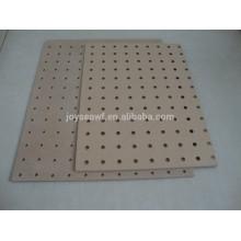 perforated hardboard/decorative hardboard panels/hardboard panels 4x8