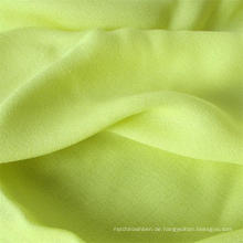 Kunstleder Lady Shirt Stoff 100% Viskose Krepp Stoff