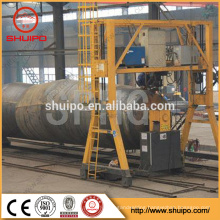 2017 Automatic Welding Machine for Circumferential Seams of Irregular Shaped Tank submerged arc welding