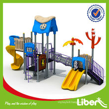 Commercial Used School Plastic outdoor slides for Children Playing Games
