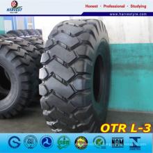 Neumáticos OTR con patrón Bias L-3