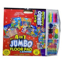 Jumbo art partie jeu de coloriage