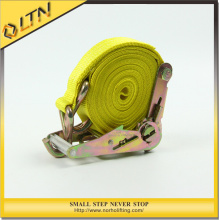 Meilleur qualité Ratchet Tie Down Belts / Ratchet Lashing Belts