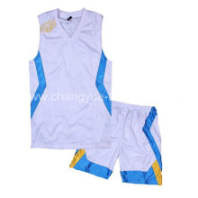 latest popular design basketball wear with new season for mens