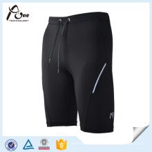 Desgaste apertado alto do Gym dos Shorts do Spandex para mulheres