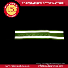 High light reflective elastic wristband