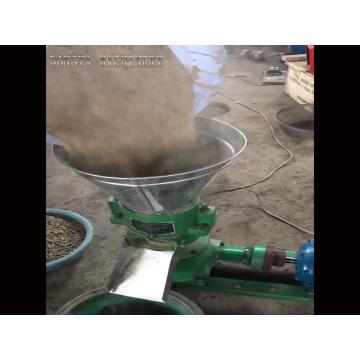 DONGYA Tierfutterpelletmaschine produziert