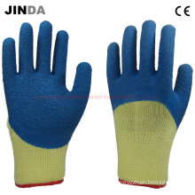 Blue Latex Coated Work Gloves (LH505)