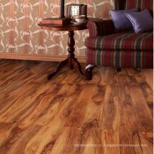 В высокие продажи квартиры сплошной деревянный настил грецкого ореха для проекта гостиницы