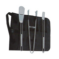 3pcs BBQ set churrasco presente