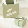 Зеленый лучшее качество комплект ювелирных изделий коробки