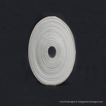 bande de fibre de verre tricotée par isolation thermique de fibre de verre renforcée