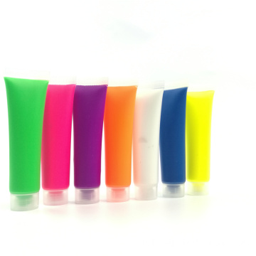 ฉลาก Private Label โกลว์ UV Neon Tube Face Face