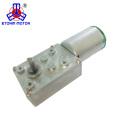 12v worm gear motor 30 rpm with encoder