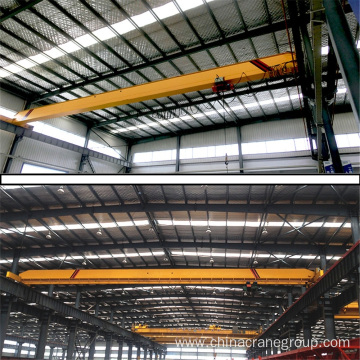 5TON LD Single Girder Electric Hoist Crane