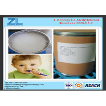 White powder 99%min purity Pharmaceutical Intermediates P-Thymol for oral care products