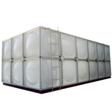 réservoir modulaire / frp panneau modulaire réservoir d'eau / carré frp réservoir d'eau