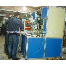 CNC automatic wood handle brush making machine