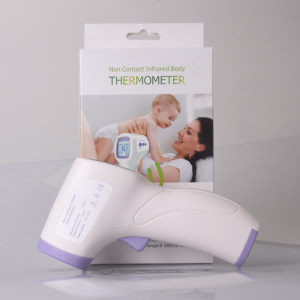Infrared Temperature Gun Baby Forehead Thermometer