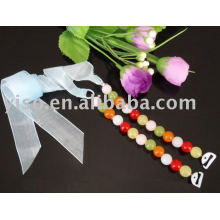 beaded fashion bra straps