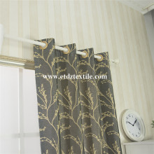 China New Product for Classical Jacquard Curtain 2016 Chimonanthus Fragrans Design Of Window Curtain Fabric supply to Benin Factory
