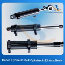 Equipos de montacargas Cilindro hidráulico (diámetro de la varilla: 40 Diámetro del diámetro: 60)