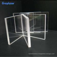 High quality customized size transparent cast acrylic sheet/plexiglass sheet