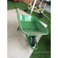 Green Color Wheel Barrow Wb6400