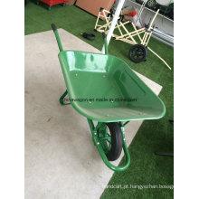 Carrinho de Mão de Cor Verde WB6400