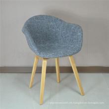 Upholstery Modern Wood Replica Hay Acerca de una silla (SP-HC557)