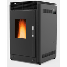 Fps-03-Black-Pellet Stove