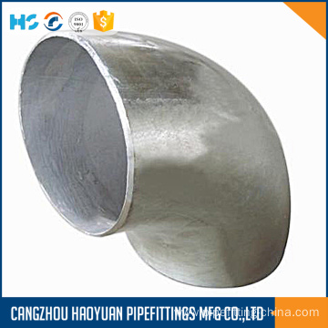 Hot Dipped Galvanized Iron Pipe Fittings Elbow