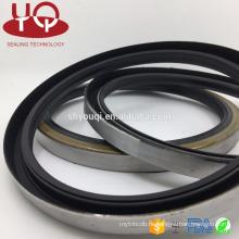Высокий спрос на продукты Индия Тип ТБ металлического железа оболочки с губы пружина резиновое уплотнение масла для авто амортизатор