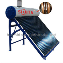 Homed Latest Unpressurized Bathroom Solar Shower System Water Heating