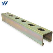Fabrik-Versorgungsmaterial-kalte verbiegende Decken-C-Kanal-Stahlstange