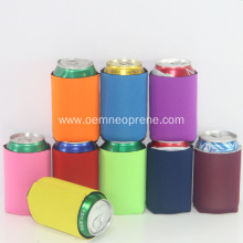 Customized Size Thermal Neoprene Tube Can Coolers
