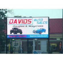 Large Business Commercial LED Display / Commercial Advertis