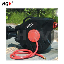 A18 Spring loaded Retractable hydraulic water air hose reel