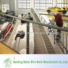 Rede de balaustrada de aço inoxidável 304 para venda