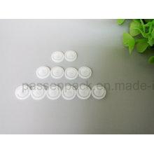 Válvula de silicone para o tampão plástico da aleta do frasco do aperto (PPC-SCV-14)