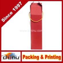 Bolsa de papel de vino (2331)