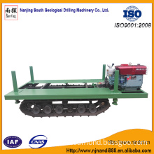 LP-4T-01-B-00 drilling rig track chassis (hydraulic leg)