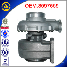 Vente chaude HX50 3597659 Scania DSC11-04 turbocompresseur