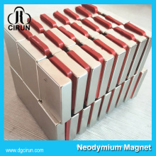China Manufacturer Super Strong High Grade Rare Earth Sintered Permanent Wind Generator Magnet/NdFeB Magnet/Neodymium Magnet